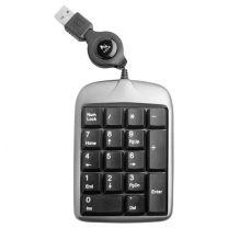 A4Tech TK-5 Keypad USB (Grey+Black)